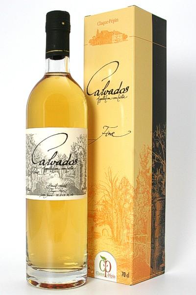 """Calvados """"Fine"""" - Claque Pépin"""
