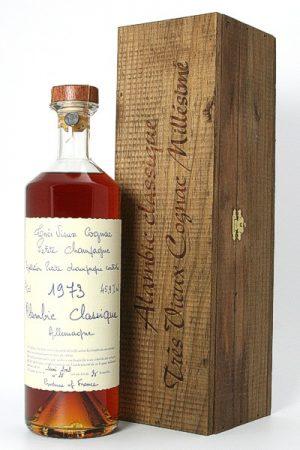 Tres Vieux Cognac 1973 - Alambic Classique - Petite Champagne