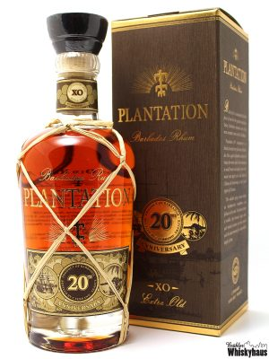 "Plantation ""20 Anniversary"" - Barbados 12 Jahre - Double Matured Rum"