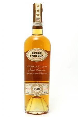 Cognac Pierre Ferrand - 1840 - 1er Crue de Cognac - Grande Champagne