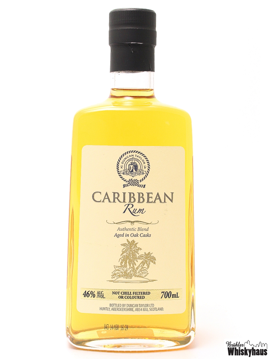 Duncan Taylor Carribbean (Barbados & Foursquare) Authentic Blend Rum