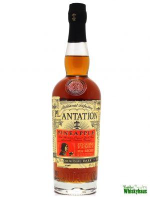 Plantation Pineapple - Stiggin's Fancy 1824 Recipe - Original Dark - Artisanal Infusion