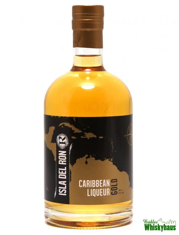 Isla del Ron - Gold - Malts of Scotland - Caribbean Liquer