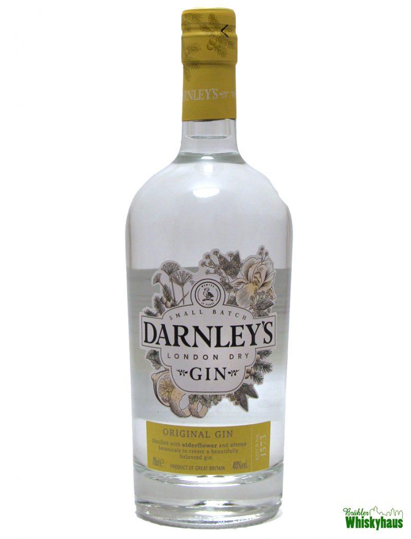 "Darnley's ""Original"" - Batch N° 1573 - London Dry Gin"