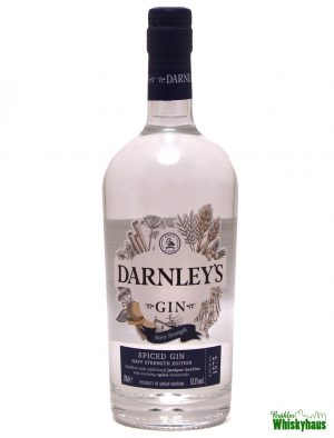 "Darnley's ""Navy Strength"" - Batch N° 1575 - Spiced Gin"