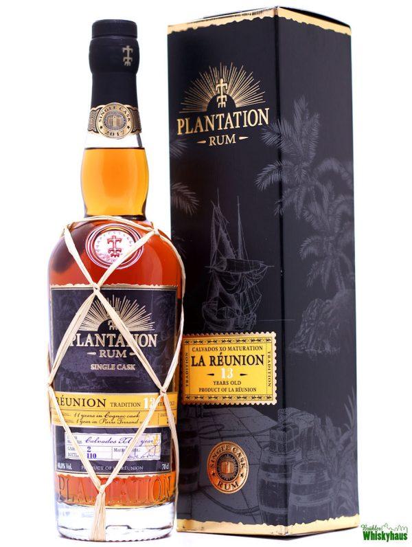 La Réunion 13 Jahre - Cask N° 2 - Calvados Cask Finish - Plantation Rum Single Cask