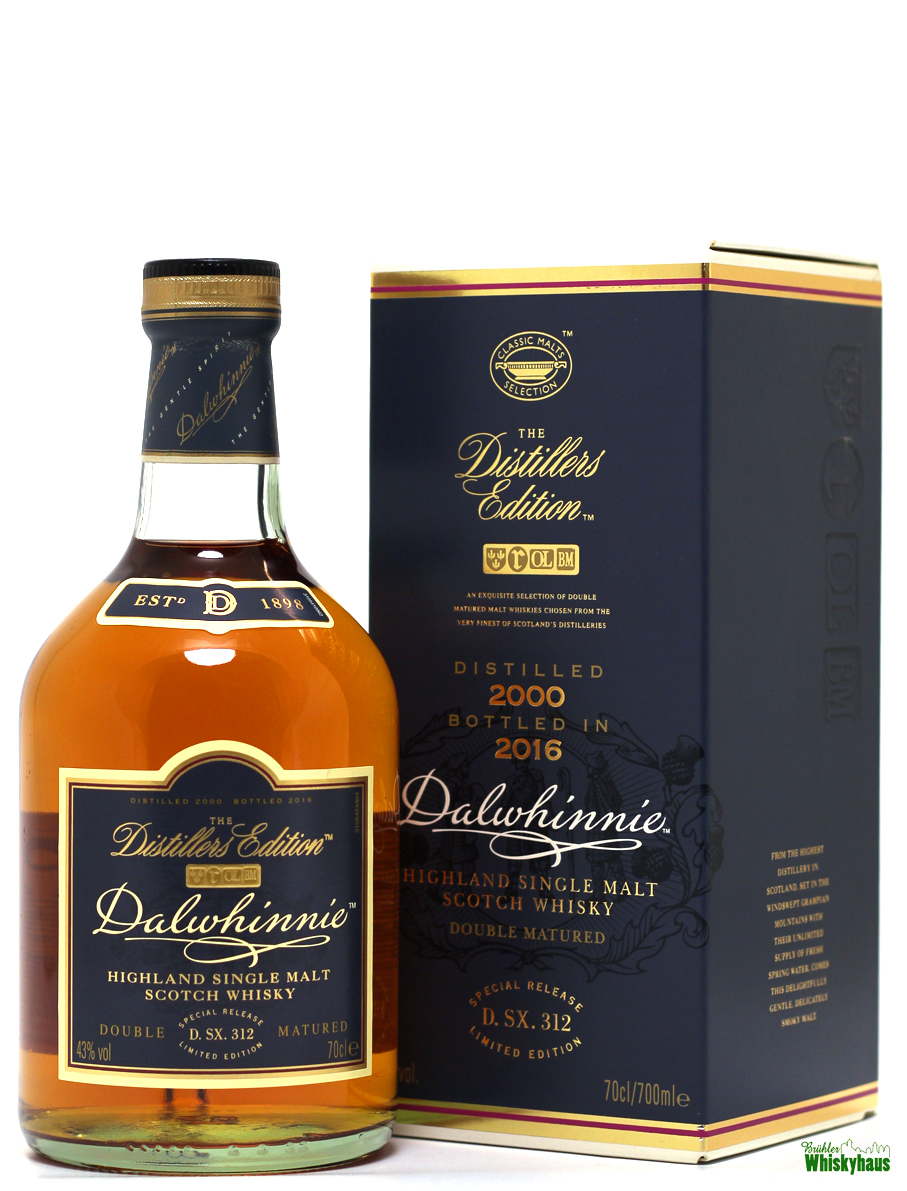 Dalwhinnie - The Distillers Edition - Double Matured - Single Malt Scotch Whisky