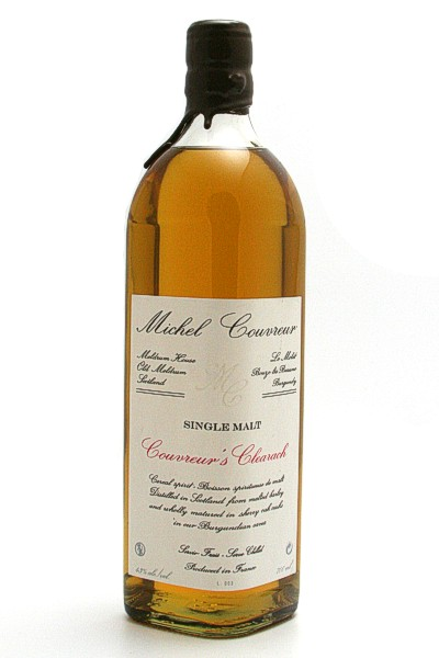 Couvreur's Clearach - Sherry Cask - Michel Couvreur - Single Malt