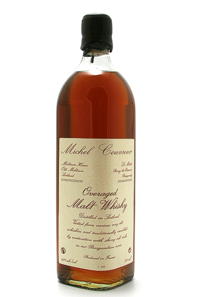 Michel Couvreur Overaged 12 Malt Whisky 43%