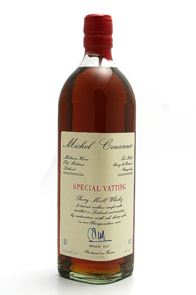 Michel Couvreur Special Vatting - Peaty Malt Whisky