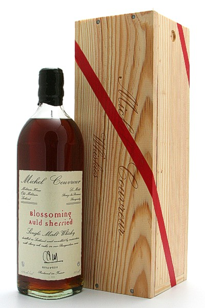 Michel Couvreur - Blossoming Auld Sherried - Single Malt Whisky