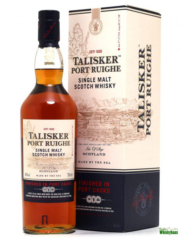 Talisker Port Ruighe - Single Malt Scotch Whisky
