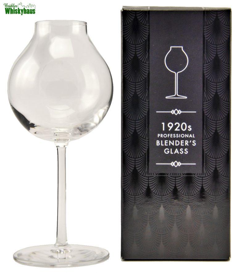 1920s Professional Blender's Glass