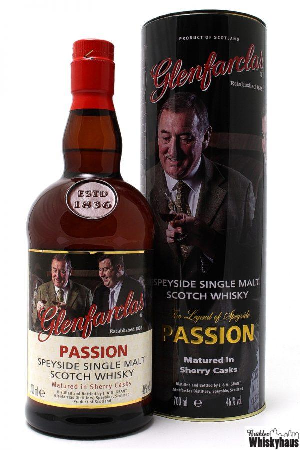 Glenfarclas PASSION - Trilogy - Speyside Single Malt Scotch Whisky