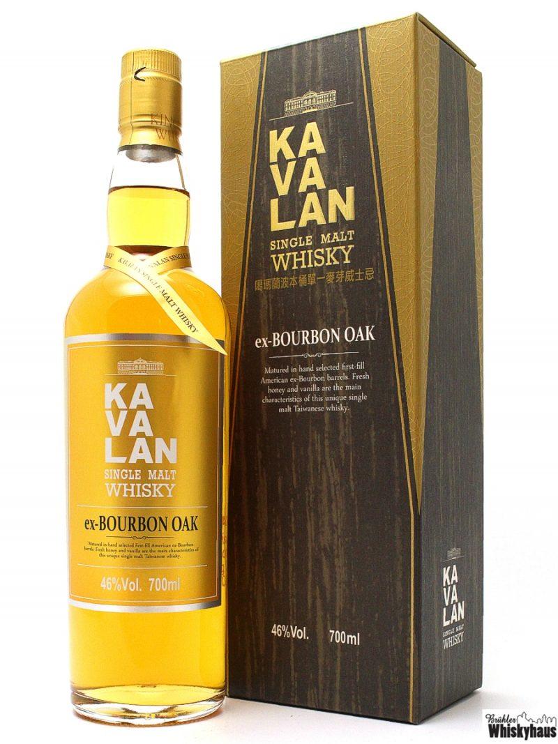 Kavalan - Ex-Bourbon Oak - Single Malt Whisky