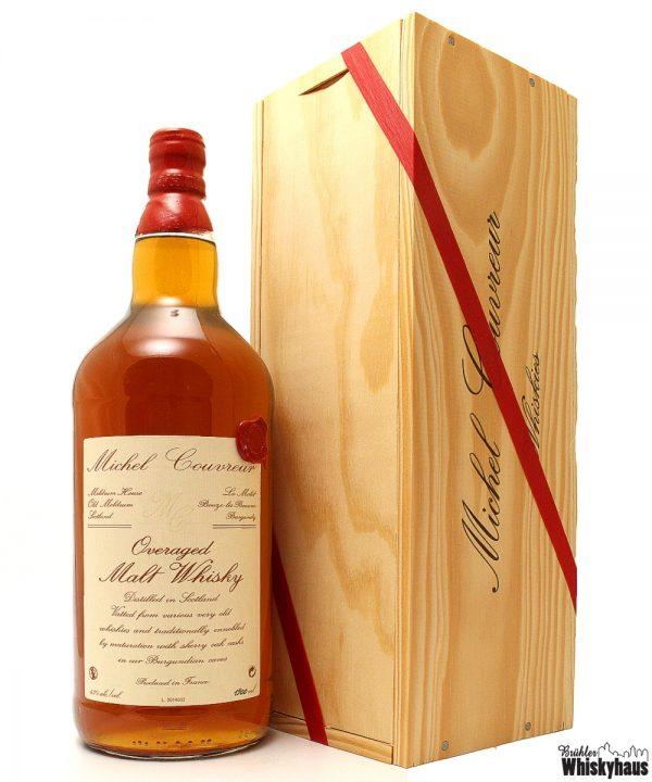 Michel Couvreur Overaged Malt Whisky 43% - Magnum Bottling