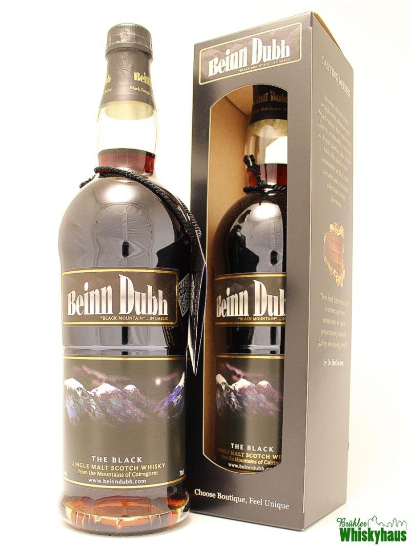 "Beinn Dubh ""Black Mountain"" - Single Malt Scotch Whisky"