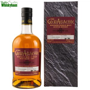 Glenallachie 12 Jahre - Madeira Hogshead No. 3774 - Speyside Single Malt Scotch Whisky