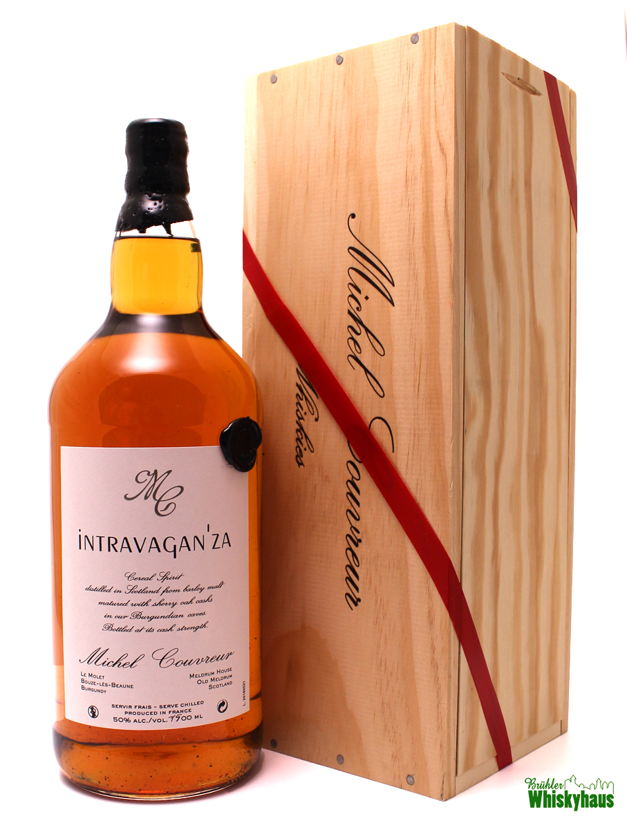 """Michel Couvreur """"Intravagran'za Clearach"""" Very Old Sherry Casks - Magnum Bottling"""