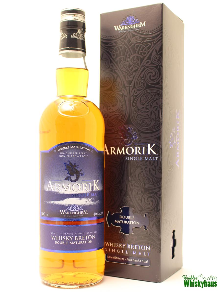 Armorik Double Matured - Breton Oak & Sherry Casks - French Single Malt Whisky