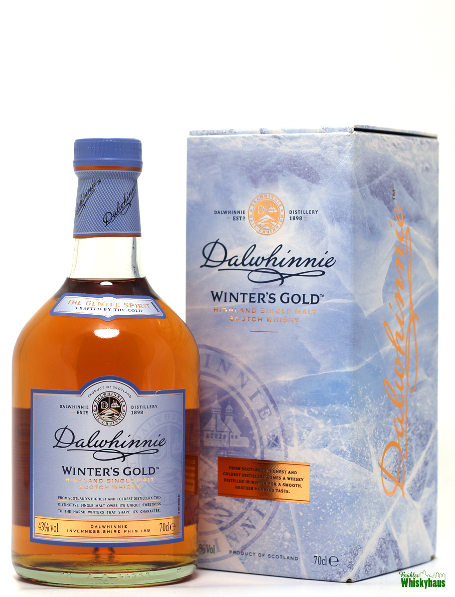Dalwhinnie Winter's Gold - Highland Single Malt Scotch Whisky