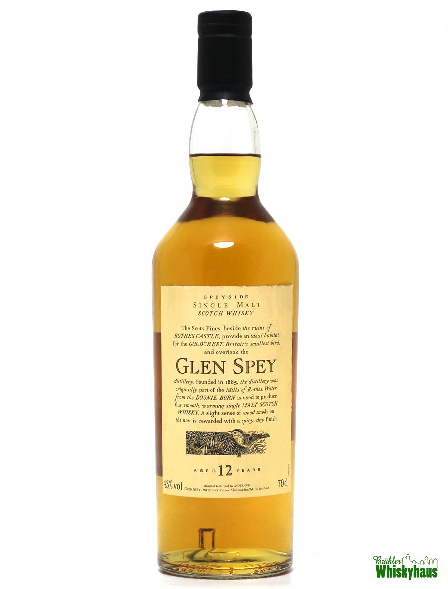 Glen Spey 12 Jahre - Flora & Fauna - Speyside Single Malt Scotch Whisky