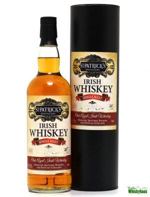 St. Patricks - Limited Edition - Irish Single Malt Whiskey