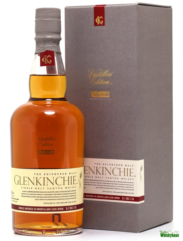 Glenkinchie The Distillers Edition - Amontillado Cask - Single Malt Scotch Whisky