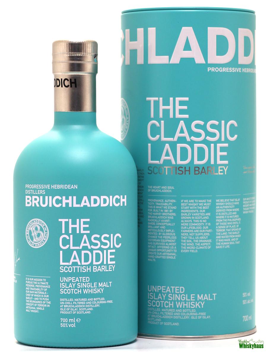Bruichladdich The Classic Laddie - Unpeated Islay Single Malt Scotch Whisky