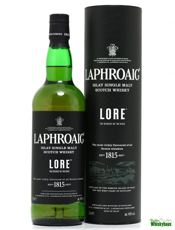 Laphroaig Lore - Islay Single Malt Scotch Whisky