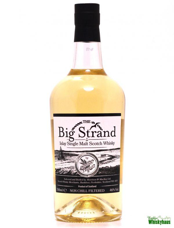 The Big Strand - Morrison & MacKay Ltd. - Islay Single Malt Scotch Whisky