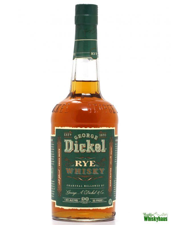 """George Dickel """"Rye"""" - 90 Proof - Tennessee Rye Whisky"""