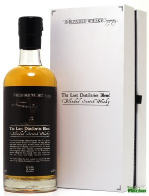The Lost Distilleries Blend - Batch N°8 - That Boutique-Y Whisky Company - Blended Scotch Whisky