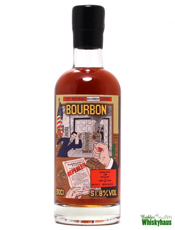 FEW Distillery 2 Jahre - Batch N°2 - That Boutique-Y Whisky Company - Bourbon