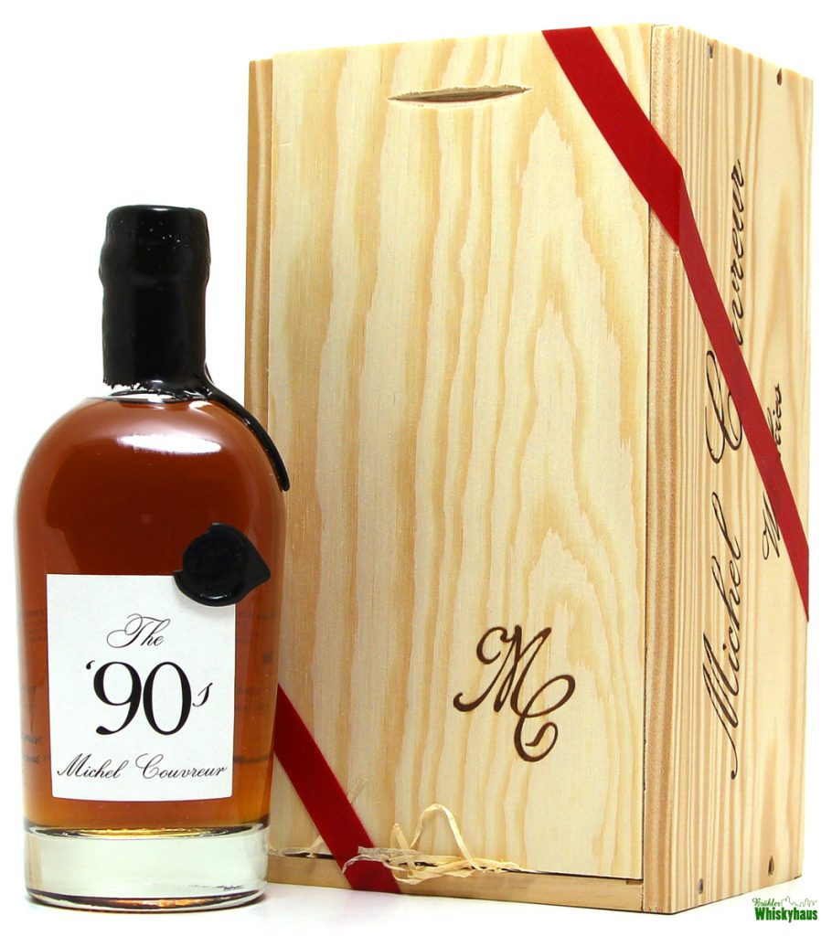 Michel Couvreur The '90s - 26 Jahre - Oloroso Sherry Cask - Single Cask Whisky