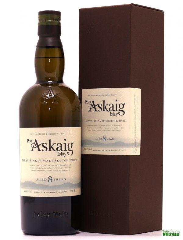 Port Askaig 8 Jahre - Islay Single Malt Scotch Whisky