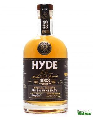 Hyde N°6 - Presidents Reserve - Sherry Cask Finish - Single Malt Irish Whiskey