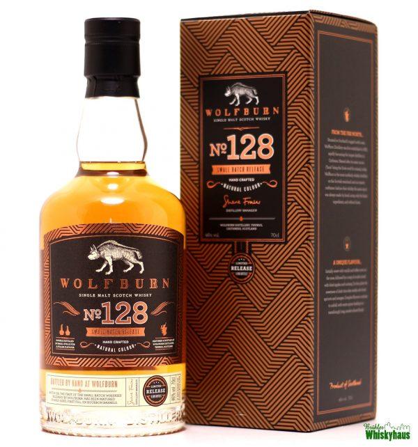 Wolfburn N°128 - Small Batch Release - Single Malt Scotch Whisky