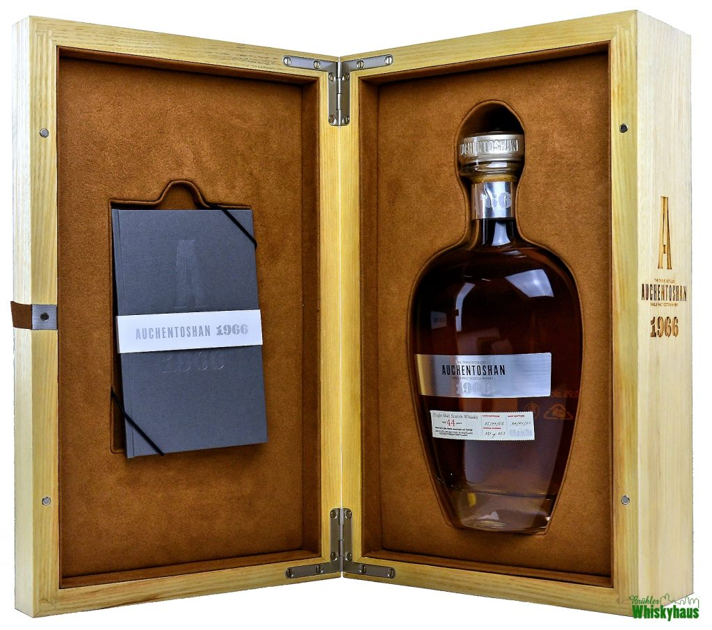 Auchentoshan Vintage 1966 - 44 Jahre - Lowland Single Malt Scotch Whisky