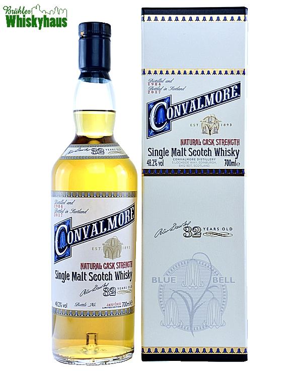 Convalmore Vintage 1984 - 32 Jahre - Special Releases 2017 - Single Malt Scotch Whisky