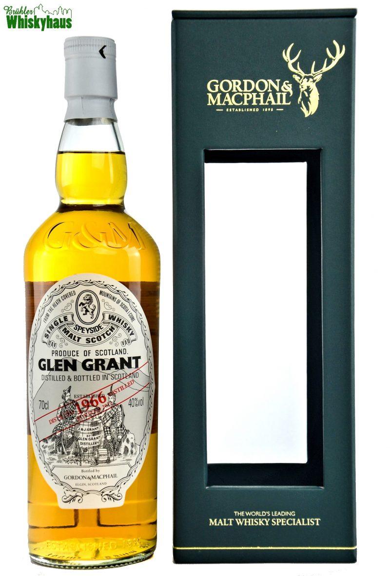Glen Grant Vintage 1966 - 46 Jahre - Gordon & MacPhail - Single Malt Scotch Whisky
