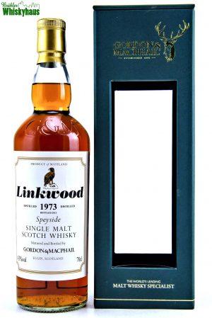 Linkwood Vintage 1973 - 41 Jahre - Refill Sherry Hogshead - Gordon & MacPhail - Single Malt Scotch Whisky