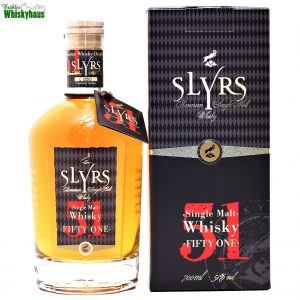 Slyrs - Fifty One - Bavarian Single Malt Whisky