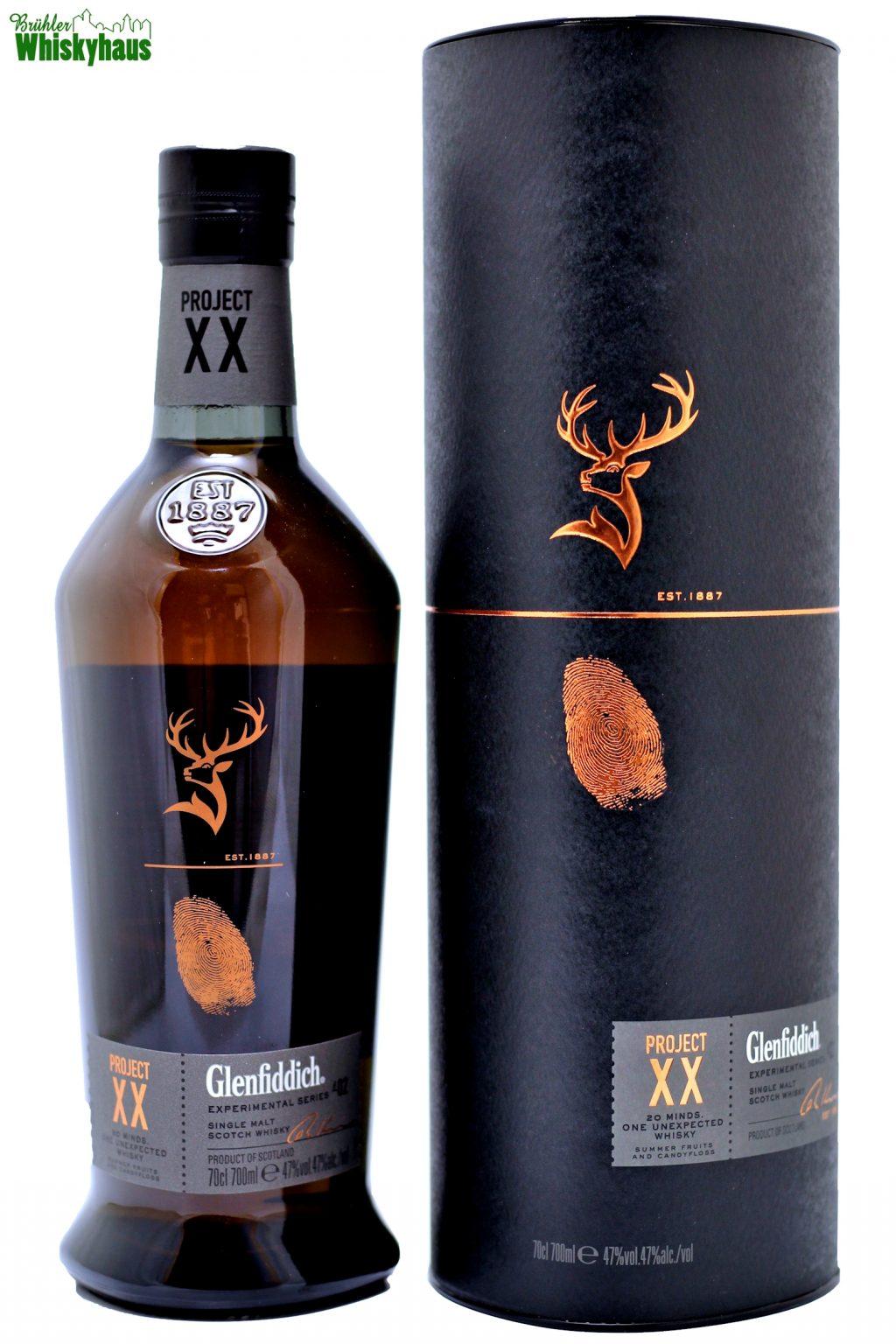 Glenfiddich - Project XX - Experimental Series #02 - Single Malt Scotch Whisky