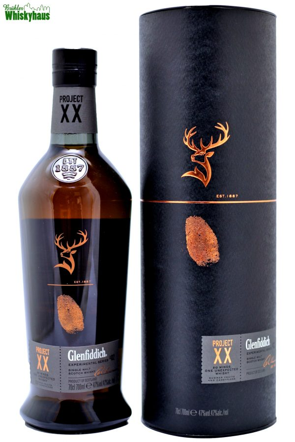 Glenfiddich - Project XX - Experimental Series #02 - Single Malt Scotch Whisky