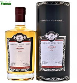 Auchroisk 21 Jahre - Bourbon Hogshead MoS 18018 - Malts of Scotland - Single Malt Scotch Whisky