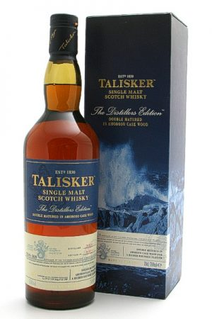 Talisker - The Distillers Edition - Double Matured - Single Malt Scotch Whisky