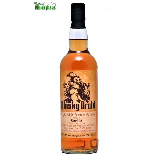 Caol Ila 7 Jahre - 1st Fill Gran Cru Red Wine Cask #900072 - Whisky Druid - Single Malt Scotch Whisky
