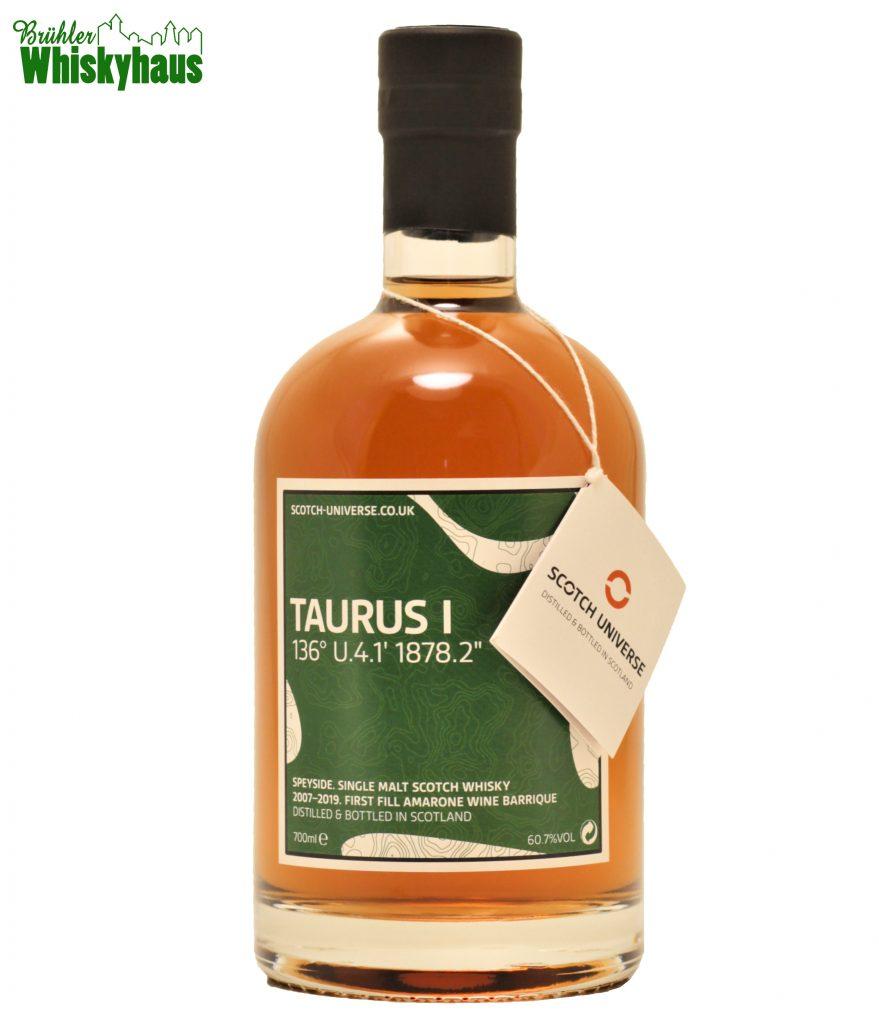 "Taurus I 136° U.4.1' 1878.2"" - 11 Jahre - 1st Fill Amarone Wine Barrique - Scotch Universe - Single Malt Scotch Whisky"