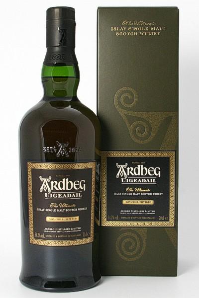 Ardbeg Uigeadail - The Ultimate - Islay Single Malt Scotch Whisky